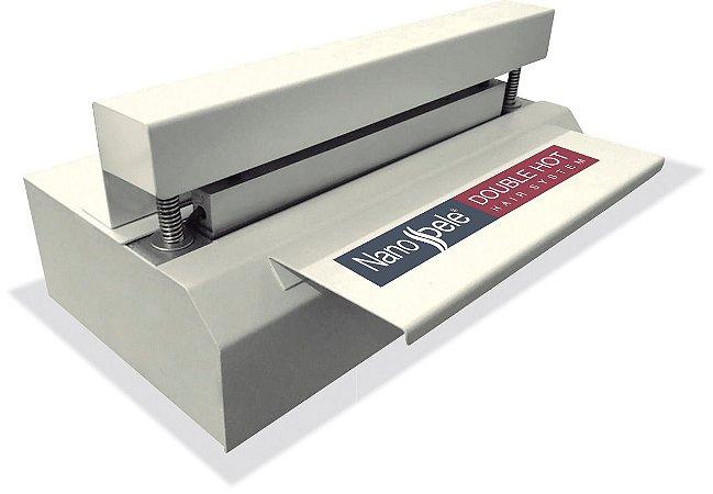 Máquina de Mega Hair Adesivo - Nanopele Retrátil - Pressure Hair