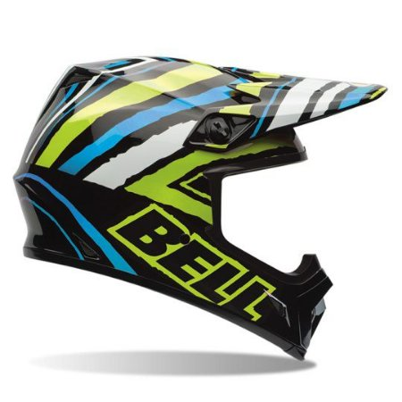 CAPACETE BELL MX-9 TAGGER SCRUB PSYCHO