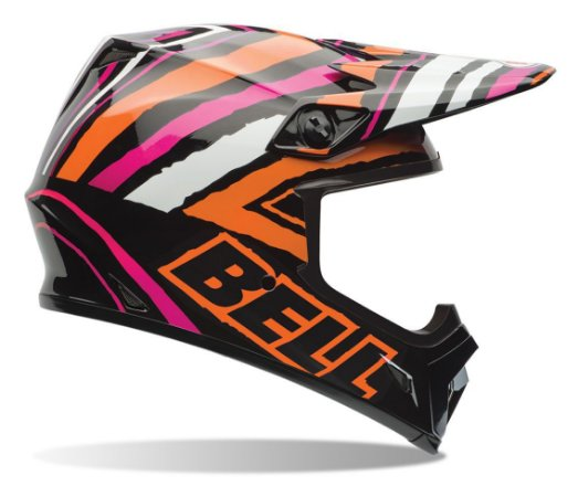 CAPACETE BELL MX-9 TAGGER SCRUB PINK