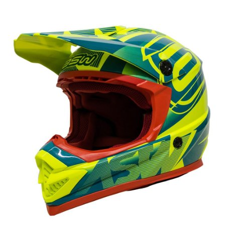 CAPACETE ASW IMAGE OMEGA