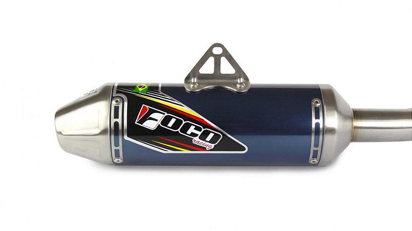 Escapamento XRE300 - Foco Racing