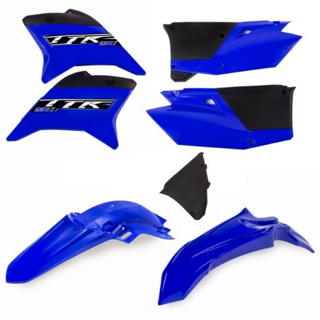 Kit Plástico Yamaha Ttr230 Amx- Com Adesivos