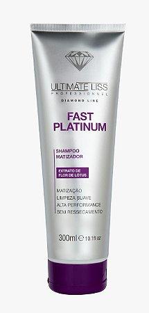 Shampoo Fast Platinum 300ml