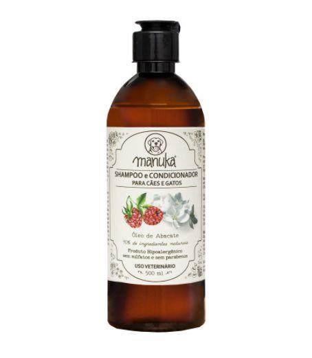 Shampoo e Condicionador Oléo de Abacate 500ml