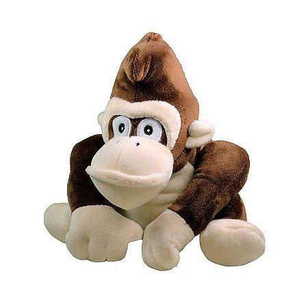 Mordedor Pelúcia Gorila
