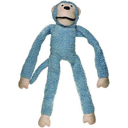 Pelúcia Macaco Azul