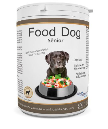 Food Dog Senior