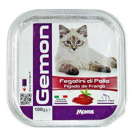 Comida Natural Patê Fígado de Frango 100gr