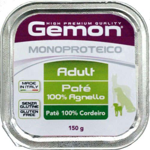 Patê Monoproteico de Cordeiro 150gr