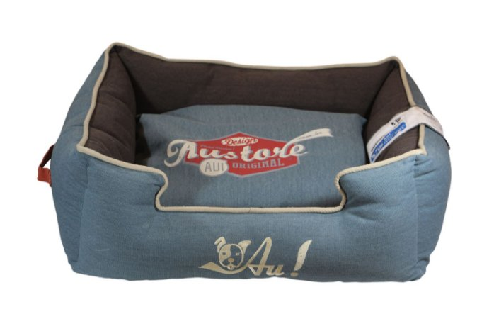 Cama Full Light Blue