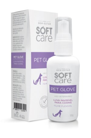 Pet Glove com Ação Antiderrapante 50gr