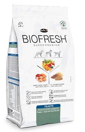 Biofresh Filhote Raças Grandes e Gigantes 7,5Kg