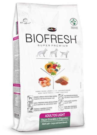 Biofresh Light Raças Grandes e Gigantes 12Kg