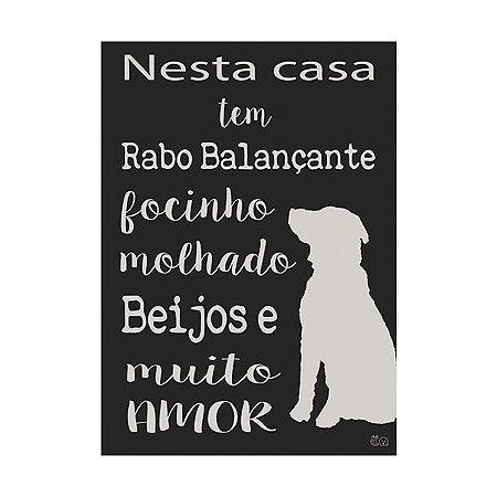 Placa Rabo Balancante