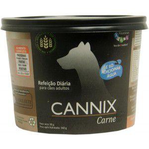 Cannix Refeição Carne 90gr