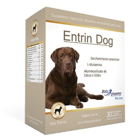 Entrin  Dog - 30 tabletes