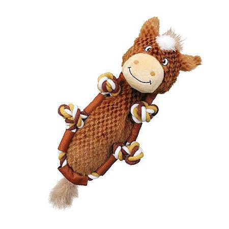 Kong Barnyard Knots Horse Small