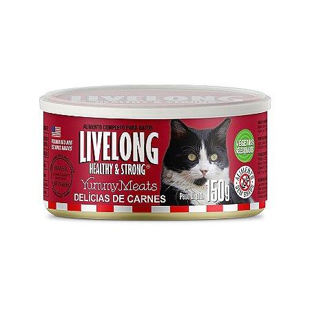 Livelong Delícias de Carnes 150gr