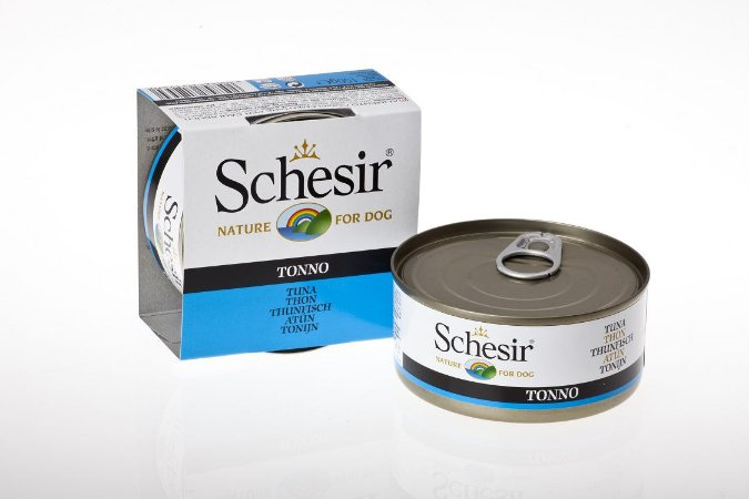 Schesir Nature Dog Atum 150gr