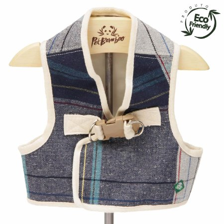Peitoral Eco Premium Jeans Herchcovitch