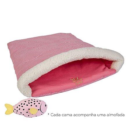 Cat Bag Rosa Bebê