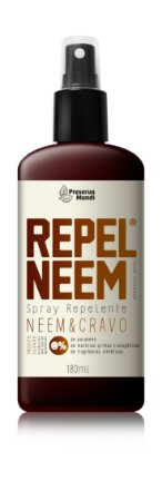Repel Neem - Neem & Cravo 180ml