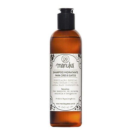 Shampoo Hidratante Óleo Essencial 240ml