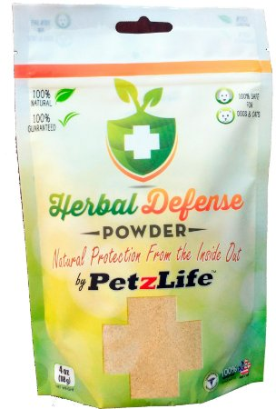 Herbal Defense - Pó Repelente (Tickz)