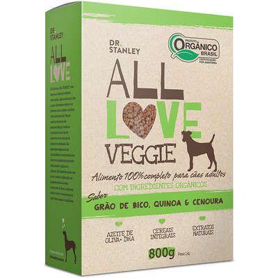 Ração Orgânica All Love Veggie