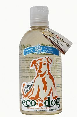 Shampoo Neutro Eco Dog 500ml
