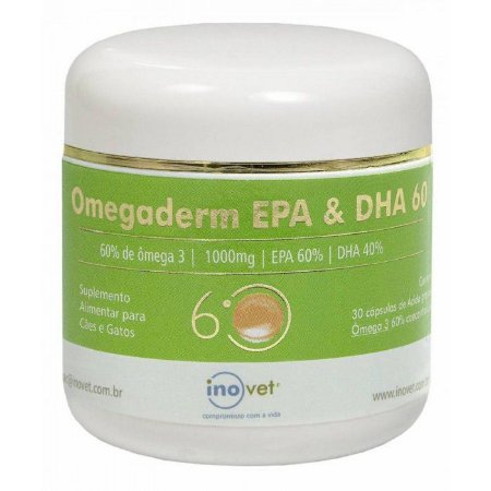 Omegaderm 60% 1000mg 30 cps