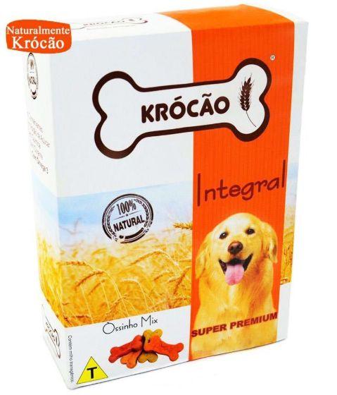 Biscoito Krócão Osso Mix 500gr