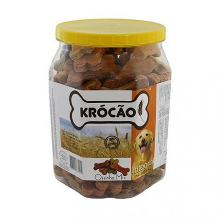 Biscoito Krócão Natural Mix 1kg