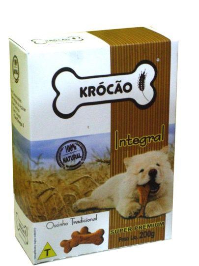 Biscoito Krócão Osso Tradicional