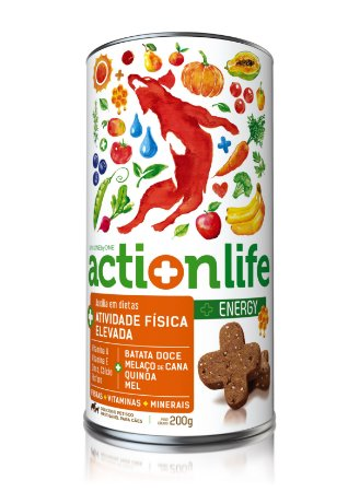 Snack Actionlife Energy 200gr