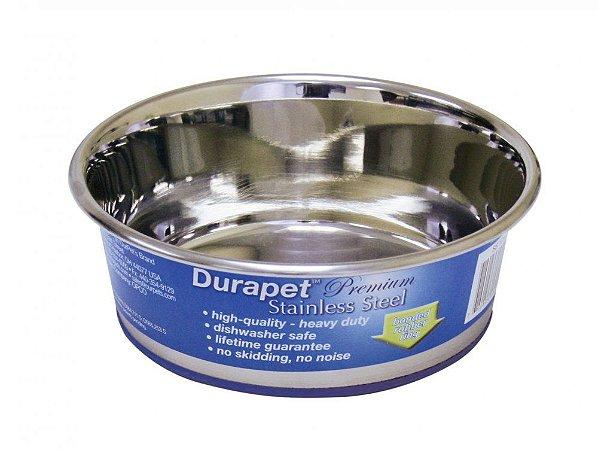 Comedouro Inox Durapet Bowl G