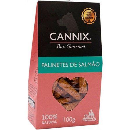 Cannix Palinetes de Salmão 100gr