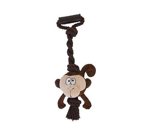 Tuggerz Macaco de Pelucia com Corda