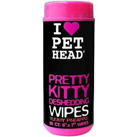 Pet Head Lenços Umedecidos para Gatos