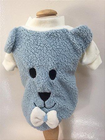 Sueter Dog Azul