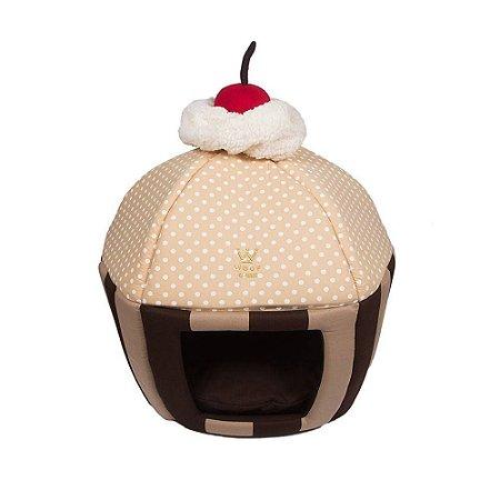 Cama Cupcake Marrom