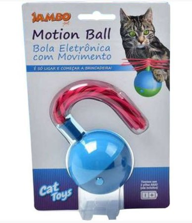 Bola Motion Cat Ball