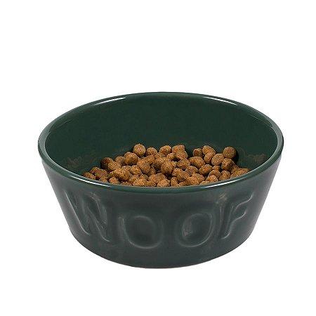 Comedouro Cerâmica Woof