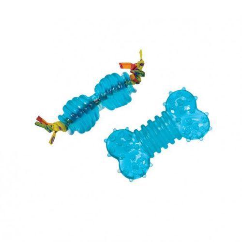 Kit com 2 Brinquedos Petite Orka Chew