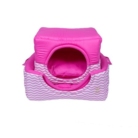 Cama Flex Chevron Pink
