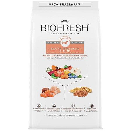 Biofresh Castrados Raças Pequenas e Mini 10,1kg