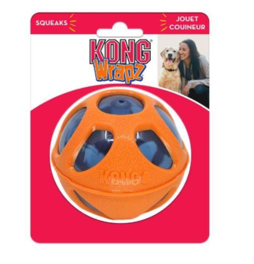 Kong Wrapz Ball Small