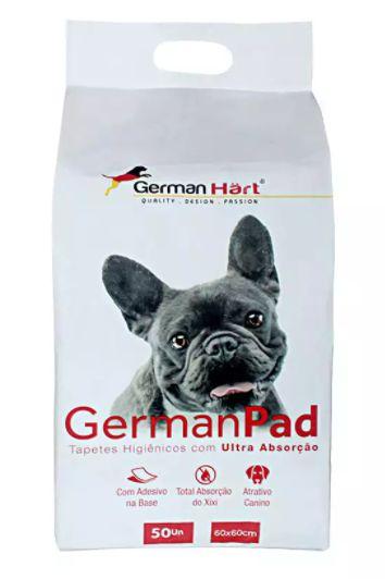 Tapete Higiênico GermanPad 50un
