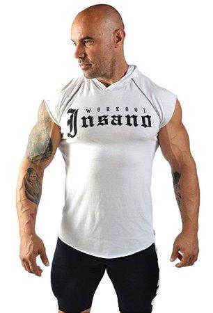 Regata de Capuz Masculina Bodybuilder - INSANO - Roupas pra quem ... e17fe03e51c