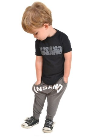 Camiseta Infantil Anabolic World